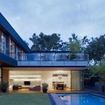 Sustainably designed home in Singapore
