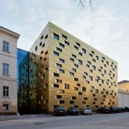 Court St. Pölten Extension – Dr Christian Kronaus – Austria