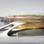 Wavescape Pavilion – AQSO – North Korea.