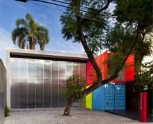 Decameron – Studio MK27 / Marcio Kogan – Brazil