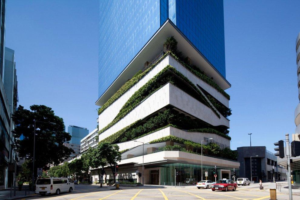 Nice 18 Kowloon East   Aedas U2013 China Design