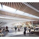 Brussels Airport Connector – UNStudio - Belgium