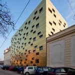 Court St. Pölten Extension - Dr Christian Kronaus – Austria