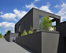 Black House – DVA ARHITEKTA – Croatia
