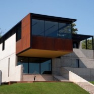 Oklahoma Case Study House – Fitzsimmons Architects – US