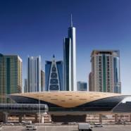 Dubai Metro Station  –  Aedas  –  Dubai, UAE