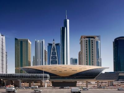 Dubai Metro – Aedas - UAE