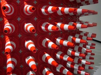 Traffic Cone Art & Design - Around the World