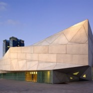 TEL AVIV MUSEUM OF ART –  Preston Scott Cohen INC – Israel