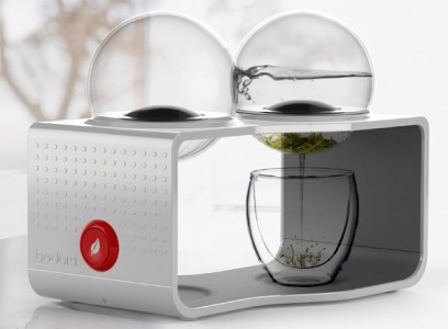 The Bodum Coffee & Tea Maker by Sunny Ting Wai Wong