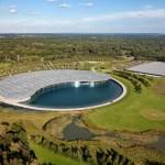 Opening McLaren Production Centre - Foster + Parnters - UK