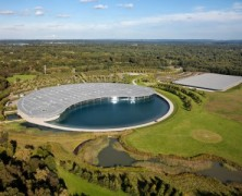 Opening McLaren Production Centre – Foster + Parnters – UK