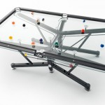 The G-1 Pool Table - Nottage Design