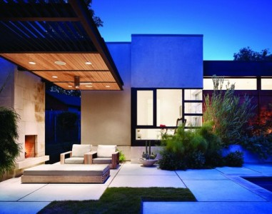 Dry Creek House – Brian Dillard Architecture - US