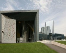 Salewa Headquarters – Cino Zucchi Architetti and Park Associati – Italy