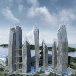 Reflections at Keppel Bay - Daniel Libeskind - Keppel Bay, Singapore