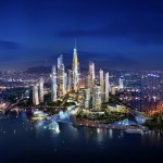 Archipelago 21 - Daniel Libeskind - Seoul, South Korea