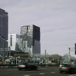 Erick van Egeraat Office Tower - Erick van Egeraat - Amsterdam