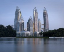 Reflections at Keppel Bay – Daniel Libeskind – Keppel Bay, Singapore
