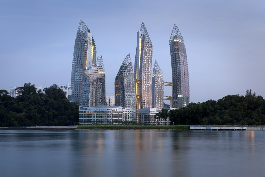 Reflections at Keppel Bay - Daniel Libeskind - Keppel Bay ...