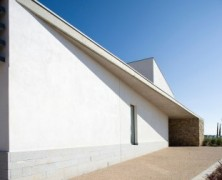 Funeral Parlor – TASH architects – Spain