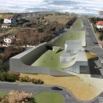 Cité de l'Océan et du Surf - Steven Holl Architects – France