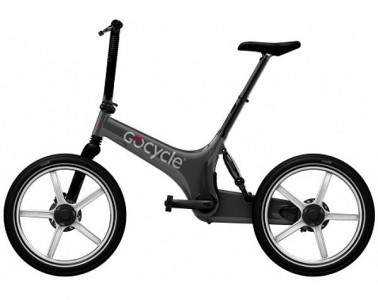 G2- Folding Electric Bicycle - Gocycle - United Kingdom