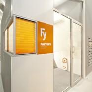 Factory Bussines Center – Simpli Design – Portugal