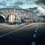 Bus Station - Blunck + Morgen Architekten - Germany