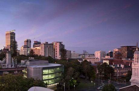 Biosciences Centre Extension, University of Auckland - Stephenson & Turner - New Zealand