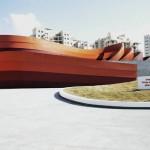 Design Museum Holon - Ron Arad Architects - Israel