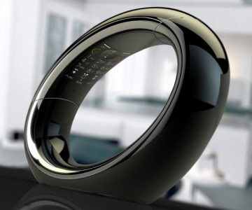 The Eclipse DECT Wireless Home Phone by Sebastien Sauvage
