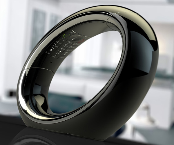 The Eclipse DECT Wireless Home Phone By Sebastien Sauvage · Design Part 36