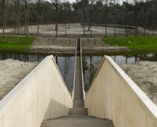 The Invisible Bridge – RO&AD Architects – Netherlands