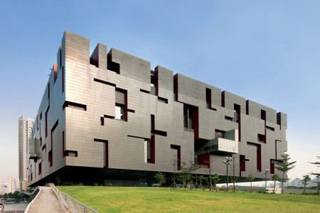 Guangdong Museum - Rocco Design Architects – China