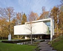 PERKE House – Atelier d'Architecture Bruno Erpicum & Partners – Belgium