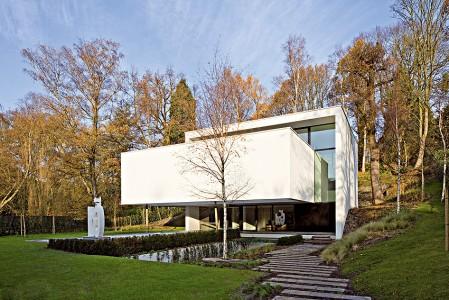 PERKE House - Atelier d'Architecture Bruno Erpicum & Partners - Belgium