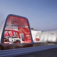 Audi AreA1 – Schmidhuber + Partner – Spain