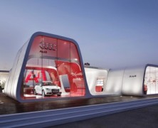 Audi AreA1 – Schmidhuber + Partner – Spain