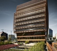 Head offices of the CMT – Batlle i Roig Arquitectes – Spain