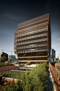 Head offices of the Telecommunications Market Commission, CMT - Batlle i Roig Arquitectes - Spain