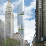 New York Tower - Daniel Libeskind - New York