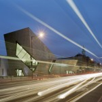 London Metropolitan University Graduate Centre - Daniel Libeskind - UK