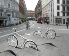 Bike Share System – Rafaa Architecture & Design– Copenhagen