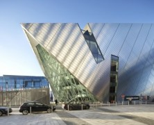 Grand Canal Square Theatre and Commercial Development – Daniel Libeskind – Ireland