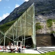 Trollwall Restaurant – Reiulf Ramstad Arkitekter – Norway