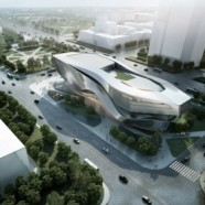 Dalian Museum Project – 10 Design – China