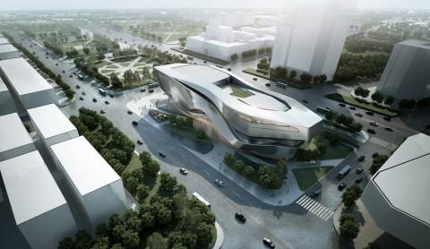 Dalian Museum - 10 Design – China