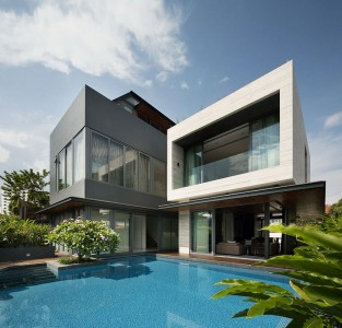 Travertine Dream House - Wallflower Architecture + Design – Singapore