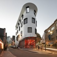 Roslyn Street Bar-Restaurante – Durbach Block Jaggers -Australia